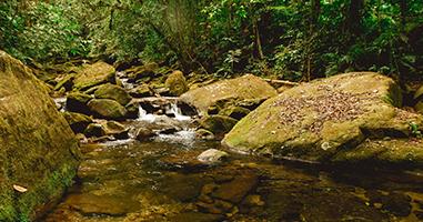 Roteiro de final de semana: Cachoeira Cacau