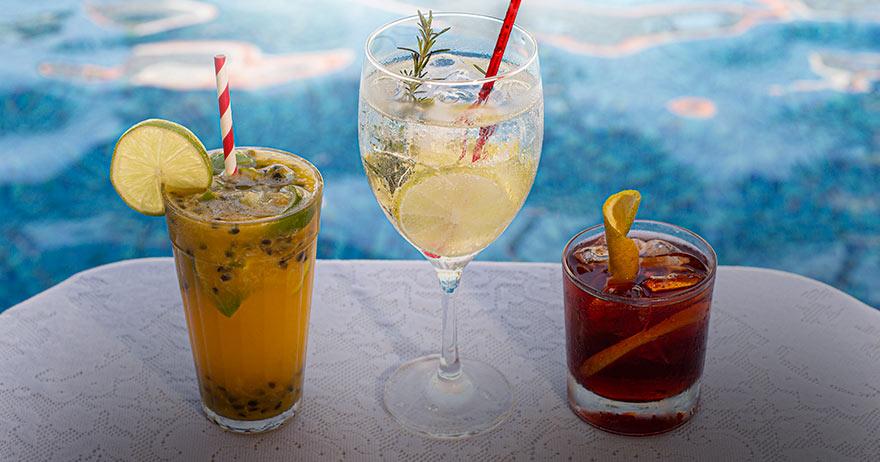 Drinks para fazer em casa