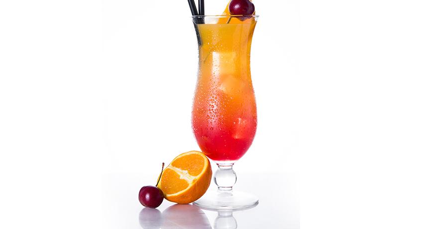 Drink de Camburi: Sex On The Beach
